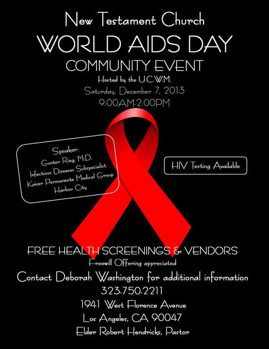 World-AIDS-Day-flyer